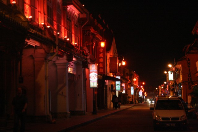 Melaka - China town