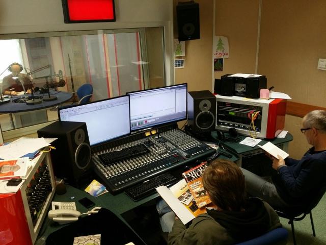 Opowieść w radio